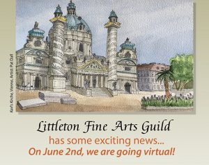 Travel with Us – Virtual Art Show @ Depot Art Gallery | Littleton | Colorado | United States